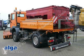 Snow plough-salt spreader Salzstreuer, 4m³, Kommunal, Winterdienst