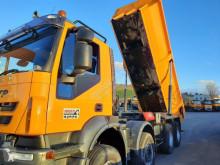Camion benne Enrochement Iveco Trakker 500