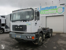 Camion châssis MAN 27.364 full steel - manual