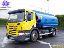 Scania tanker truck P