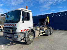 Mercedes hook lift truck Actros 2636