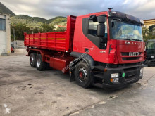 Iveco tipper truck Stralis 260 S 42