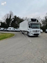 Mercedes multi temperature refrigerated truck Actros 1835 L