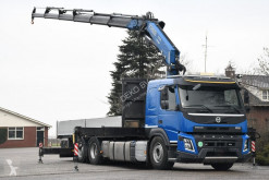 Camion plateau Volvo FMX 420