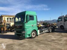 Camion MAN TGX 26.440 sasiu second-hand
