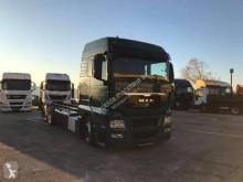 Vrachtwagen MAN TGX 26.360 tweedehands dieplader
