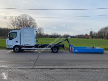 Renault Midlum truck used hook lift