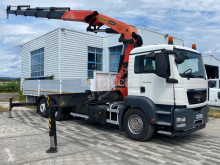 Camion MAN TGS 26.360 platformă standard second-hand