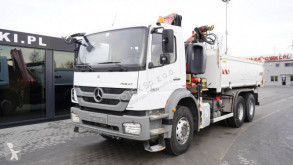 Camion Mercedes Actros 2633 benne occasion