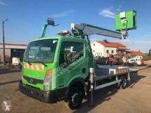Nissan articulated aerial platform truck Cabstar 35.11