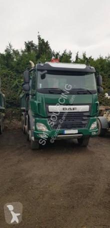 DAF skip truck CF 460