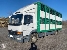 Camion Mercedes Atego 1528 transport bovine second-hand