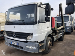 Camion Mercedes Atego 1323 multibenne occasion