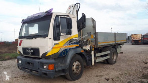 Camion MAN 14.284 tri-benne occasion