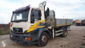 Camion MAN 14.284 benă trilaterala second-hand