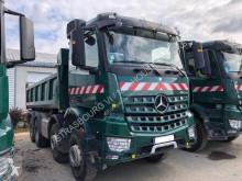Mercedes two-way side tipper truck Arocs 3243