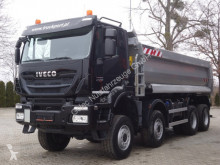 Camion benne Iveco Trakker AD410TW 450 8x8 Euro 6 Muldenkipper TOP!
