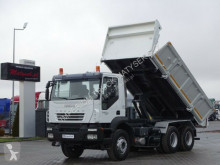 Iveco TRAKKER 360 / 6X4 / BORTMATIC / 2 SIDED KIPPER/ truck used tipper