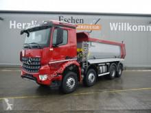 Kamion korba Mercedes Arocs 3243 8x4 Carnehl Hardox Mulde, Blatt/Blatt