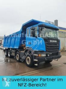 Camión volquete Scania G 450 B 8x4 MEILLER 48 to E6 21 m3