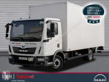 MAN furgon teherautó TGL 8.190 4X2 BL, AHK, Klimaanlage