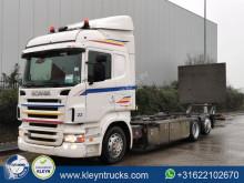Camión BDF Scania R 420