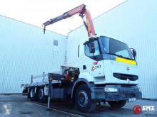 Renault flatbed truck Premium 385