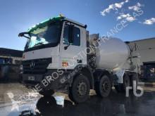 Vrachtwagen beton molen / Mixer Mercedes Actros