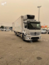Mercedes multi temperature refrigerated truck Actros 2543 L