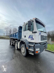 MAN TGA 35.390 truck used two-way side tipper