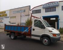 Camião Iveco Daily 50C15 basculante usado