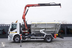 Iveco three-way side tipper truck Stralis 310