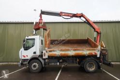 Renault plató teherautó Midlum 220