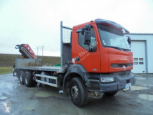 Camion Renault Kerax 320.26 DCI plateau standard occasion