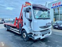 Camión Renault Midlum 220 caja abierta vehículo para piezas