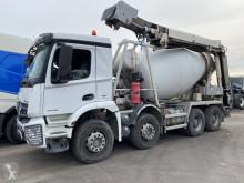 Kamión Mercedes Arocs betonárske zariadenie domiešavač ojazdený