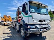 Renault Kerax Gancho portacontenedor vehículo para piezas