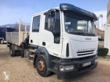 Camión Iveco Eurocargo 120 E 24 caja abierta usado