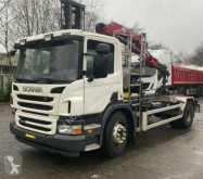Camion benne Scania P280 Kran Retarder