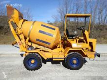 Kamión betonárske zariadenie domiešavač Fiori Airone 2000