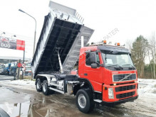 Camion benne Volvo FM 440 6x6 BORDMATIK EURO 4 KIPPER