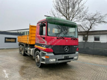 Camion Mercedes 2540 benne occasion