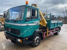 Mercedes 1114 truck used tipper