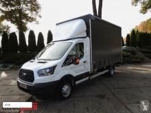 Vrachtwagen Ford TRANSITSKRZYNIA PLANDEKA WINDA 8 PALET KLIMATYZACJA [ 4796 ] tweedehands met huifzeil
