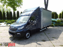 Iveco DAILY35S18 PLANDEKA 10 PALET WEBASTO KLIMATYZACJA TEMPOMAT PNEU truck used tarp