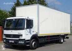 Ciężarówka furgon Mercedes ATEGO 1218 viatoll Euro 5 Kontener winda