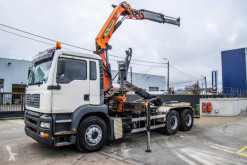 MAN TGA 26.410 truck used container