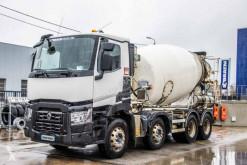 Camión hormigón cuba / Mezclador Renault C430 XLOAD+ IMER 9M³+EURO6