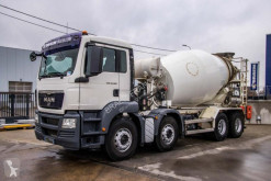 Camion béton toupie / Malaxeur MAN TGS 26.360
