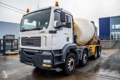 MAN betonkeverő beton teherautó TGA 32.350